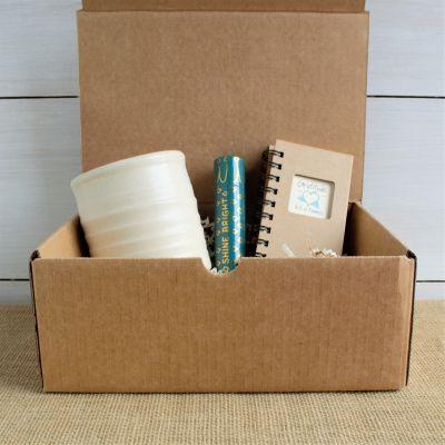 Let Your Gratitude Shine Artisan-Made Wisconsin Gift Box