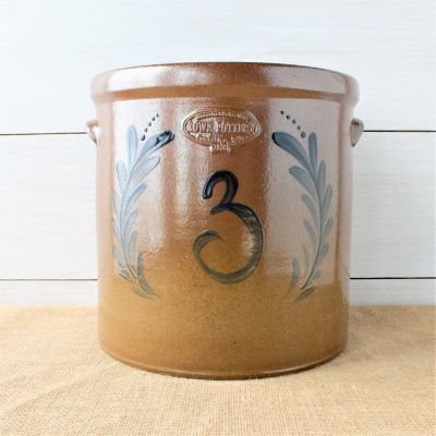2018 Historical 3 Gallon Crock
