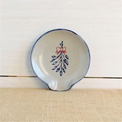 Spoon Rest - Mistletoe