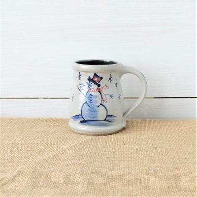 Holiday Mug- Snowman