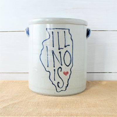2 Gallon Crock- Home State Collection