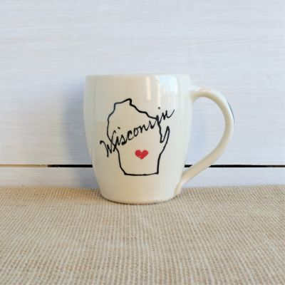 Modern NEW Mug - Home State Collection