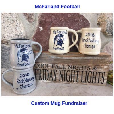 McFarland Football Fundraiser