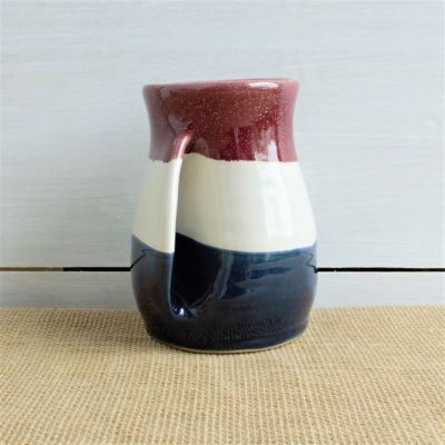 Comfort Cup - Red, White & Blue!