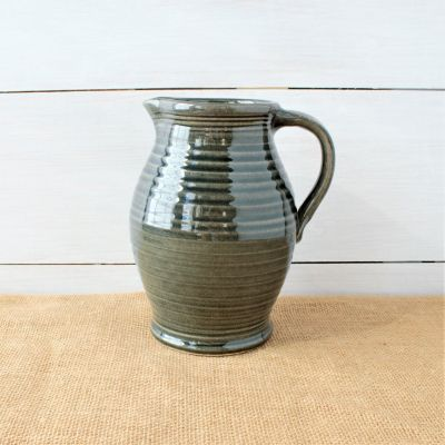 Farmhouse Ridges Pitcher- (4 Colors)