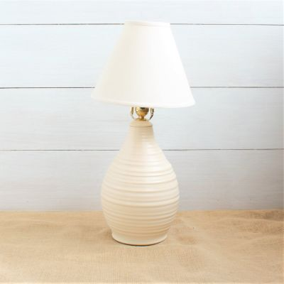 NEW Ridges Small Lamp- (4 Colors Available)