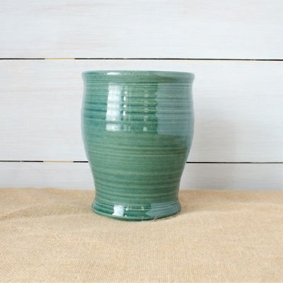Farmhouse Ridges Utensil Jar- (4 Colors)