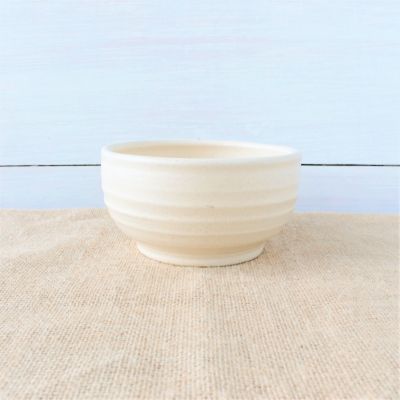 Farmhouse Ridges Soup Bowl- (4 Colors)