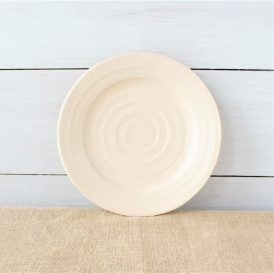 Farmhouse Ridges Dinner Plate- (4 Colors)