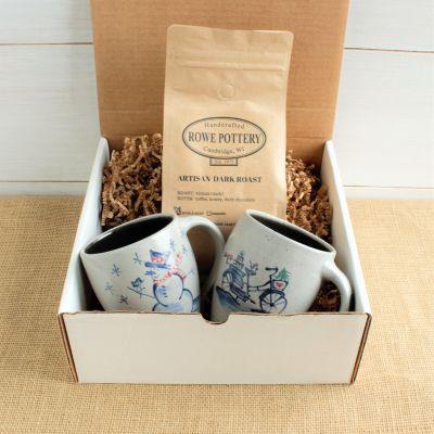 Rowe Coffee Gift Set - Holiday