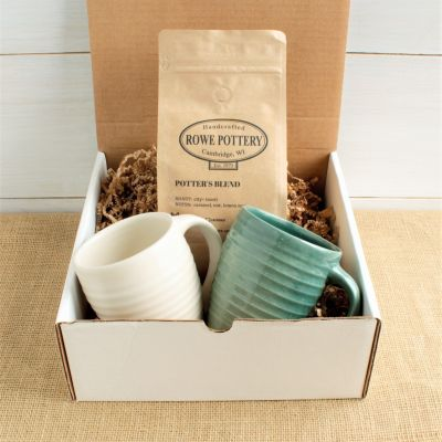 Rowe Coffee Gift Set - Ridges