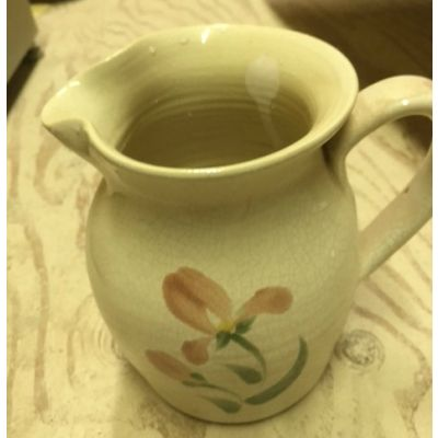 """Rowe Find"" Kily Collection Pink Sauce Pitcher"
