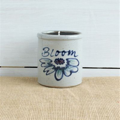 NEW Spring Candle Crock - Bloom