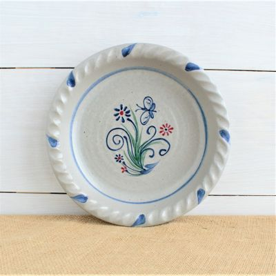 Spring Pie Plate - Assorted Patterns