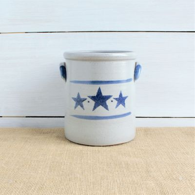 1/2 Gallon Crock - LIMITED EDITION Star Pattern