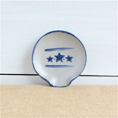 Spoon Rest - LIMITED EDITION Star Pattern