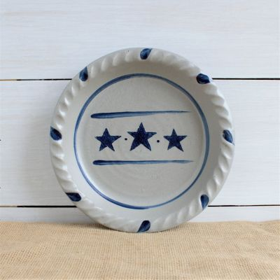Pie Plate - LIMITED EDITION Star Pattern