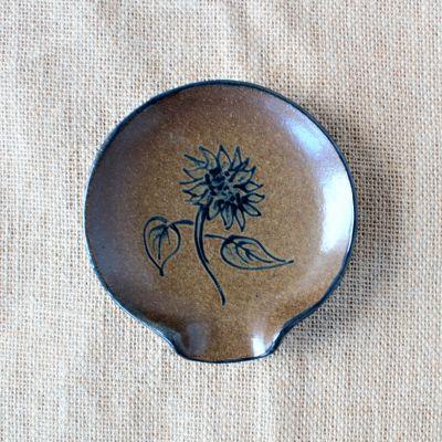 Spoon Rest- Sunflower