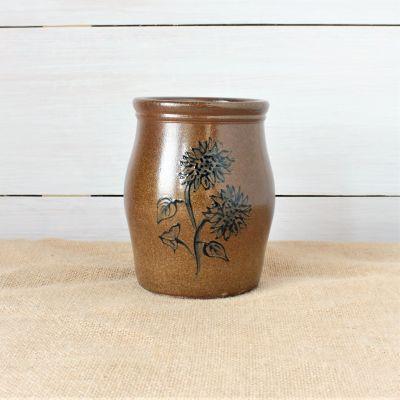 Utensil Jar- Sunflower