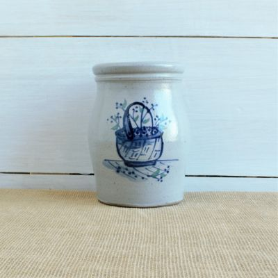 Utensil Jar - Limited Release Blueberry