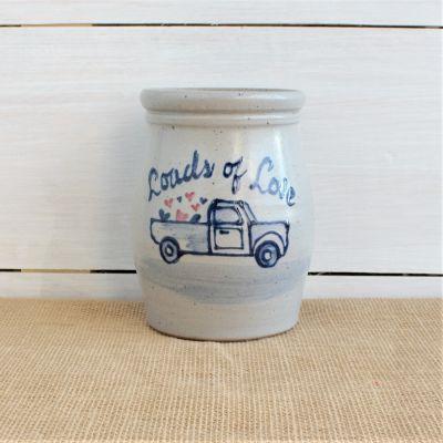 Utensil Jar - Loads of Love