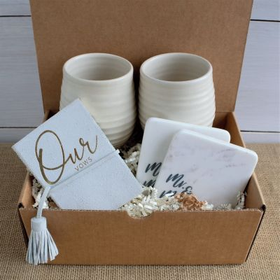 Our Vows Wedding Gift Box