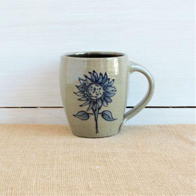 NEW Fall Mug - NEW Sunflower