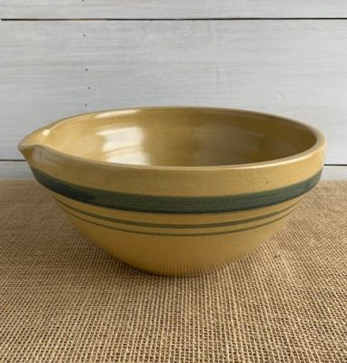 2020 Historical Yelloware Batter Bowl