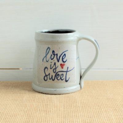 NEW Love is Sweet Mug