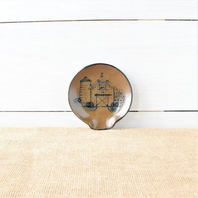 Barn Spoon Rest