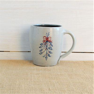 NEW Holiday Mug - Mistletoe