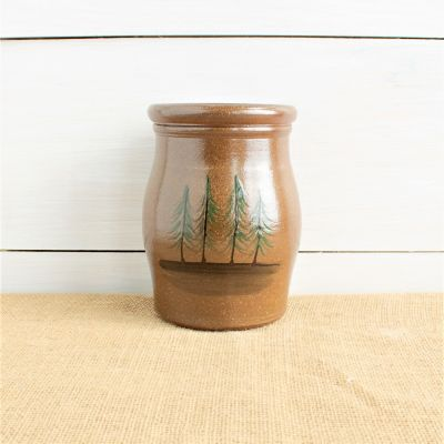 Northwoods Utensil Jar (2 Available Patterns)
