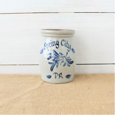Utensil Jar- Personalized (5 Patterns Available)