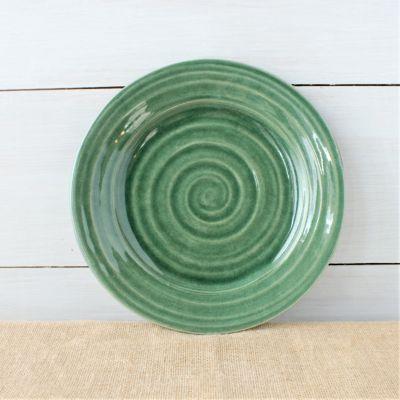 Farmhouse Ridges Dinner Plate- (4 Colors)