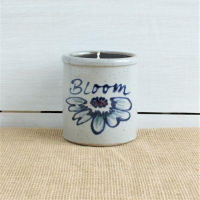 Spring Candle Crock - Bloom