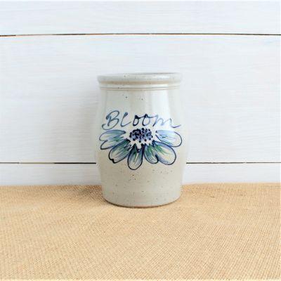 Spring Utensil Jar - Bloom