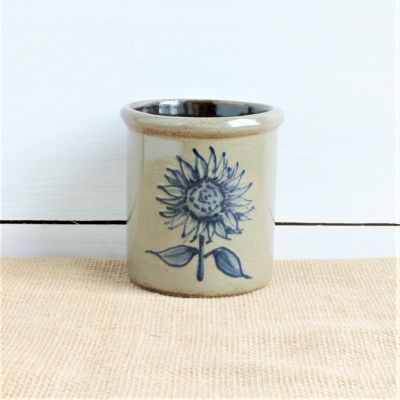 Candle Crock - NEW Sunflower