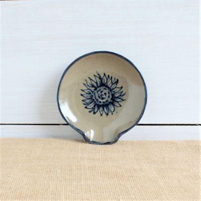 Fall Spoon Rest - NEW Sunflower
